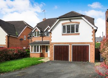 Thumbnail 5 bed detached house for sale in Kinver Drive, Hagley, Stourbridge