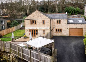 Thumbnail 5 bed detached house for sale in The Old Workshop, Oldham Road, Ripponden