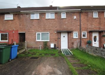 Thumbnail 3 bed terraced house for sale in Cumberland Avenue, Brinnington, Stockport, Cheshire