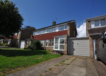 Thumbnail 3 bed semi-detached house to rent in Sandilands, Willesborough, Ashford