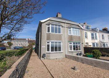 Thumbnail 3 bed end terrace house to rent in Les Banques, St. Sampson, Guernsey