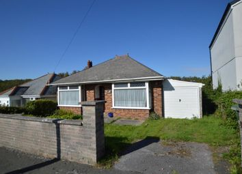 Thumbnail 2 bed detached bungalow for sale in Elburton Road, Plymouth, Devon