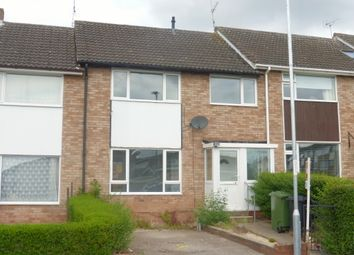Thumbnail 3 bed terraced house for sale in Grandison Rise, Hereford