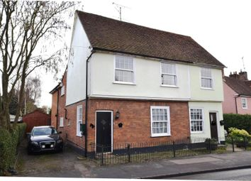 Thumbnail 3 bed property for sale in Feering Hill, Feering, Colchester
