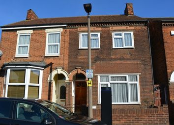Thumbnail 3 bedroom semi-detached house to rent in Victoria Road, Bedford