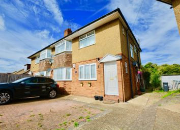 Thumbnail 2 bed maisonette for sale in Bedfont Close, Feltham