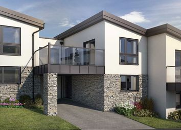 "Thumbnail 3 bed semi-detached house for sale in ""The Gorran"" at Welway, Perranporth"