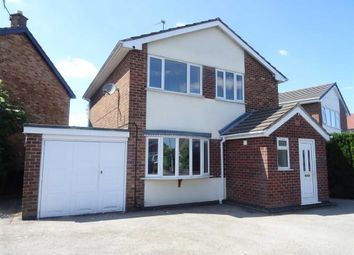 Thumbnail 3 bed detached house for sale in Chesterfield Way, Barwell, Leicester