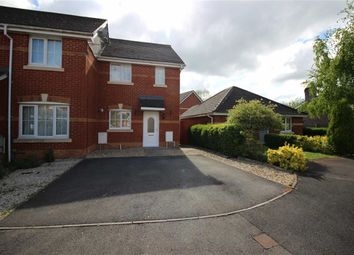 Thumbnail 2 bedroom semi-detached house to rent in Jordan Way, Monmouth