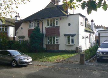 Thumbnail 3 bedroom semi-detached house for sale in Gleeson Drive, Farnborough, Orpington