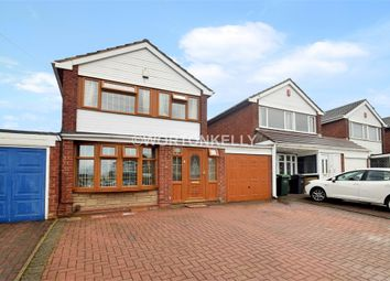 Thumbnail 4 bedroom detached house for sale in Lemox Road, West Bromwich, West Midlands