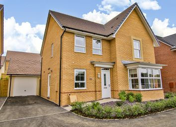 Thumbnail 4 bed detached house for sale in Well Walk, St. Athan, Barry