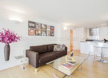 Thumbnail 1 bed flat for sale in Building 50, Argyll Road, Royal Arsenal