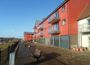 Thumbnail 2 bed flat to rent in Walter Radcliffe Road, Wivenhoe, Colchester