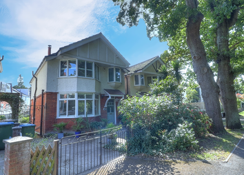 Highfield Road, Southampton SO17. 3 bed detached house