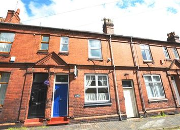 Thumbnail 2 bed town house for sale in West Brampton, Newcastle, Newcastle-Under-Lyme