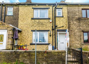 Thumbnail 2 bed cottage for sale in Heather Place, Queensbury, Bradford
