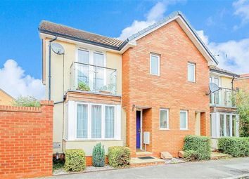 Thumbnail 3 bedroom semi-detached house for sale in Blue Anchor, Broughton, Milton Keynes