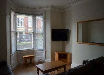 Thumbnail 6 bed terraced house to rent in Sunbury Avenue, Jesmond, Newcastle Upon Tyne
