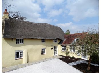 Thumbnail 4 bed detached house for sale in Pilgrims Lane, Bugbrooke, Northampton
