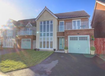 Thumbnail 3 bed detached house for sale in The Moorings, Fleetwood