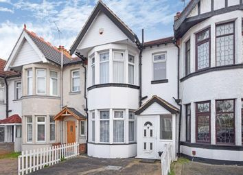 Thumbnail 3 bed terraced house for sale in Westcliff-On-Sea, Essex, .