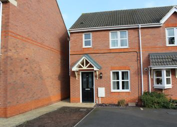 Thumbnail 2 bed semi-detached house for sale in Bourne Drive, Langley Mill