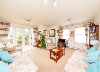 Thumbnail 2 bed flat for sale in Collins Court, Lower Park Road, Loughton, Essex