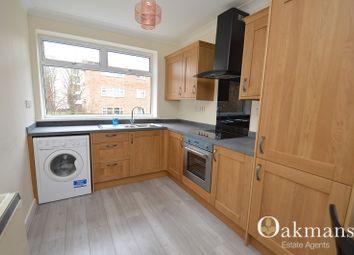 Thumbnail 2 bedroom flat to rent in Abdon Avenue, Birmingham, West Midlands.