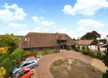 Thumbnail 4 bed barn conversion for sale in Upper Ensign, Selling Road, Canterbury, Kent