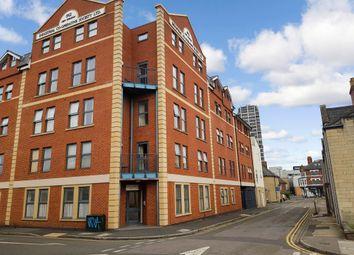 Harding Street, Swindon, Wiltshire SN1. 2 bed flat