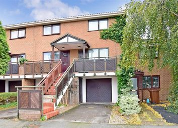 Thumbnail 1 bed terraced house for sale in Hewitt Close, Gillingham, Kent