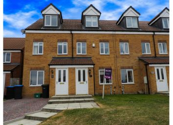 Thumbnail 3 bed town house for sale in Nicholson Court, Bishop Auckland