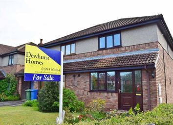 Thumbnail 2 bed semi-detached house for sale in Windsor Road, Garstang, Preston