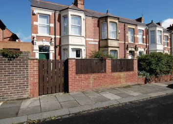 Thumbnail 3 bed terraced house for sale in Marine Terrace, Blyth