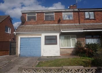 Thumbnail 3 bed semi-detached house for sale in Windermere Drive, St. Helens