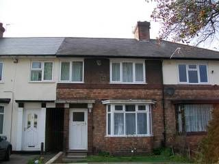 Thumbnail 3 bed semi-detached house to rent in Crowther Road, Erdington