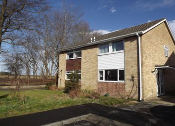 Thumbnail 3 bed semi-detached house to rent in Eden Close, Hurworth Place, Darlington
