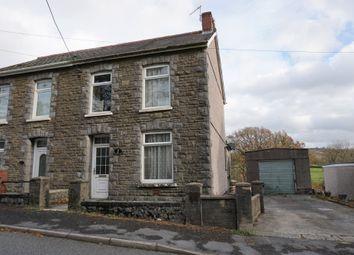 Thumbnail 4 bed semi-detached house for sale in Heol Cwmmawr, Drefach, Llanelli