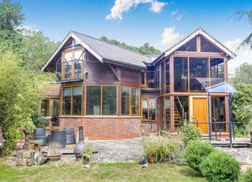 Thumbnail 3 bed detached house for sale in Hall Lane, Mobberley, Knutsford, Cheshire