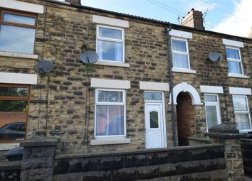 Thumbnail 2 bed terraced house for sale in High Street, Tibshelf, Alfreton, Derbyshire