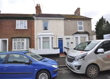 Thumbnail 3 bed terraced house for sale in Ipswich Street, Swindon, Wiltshire