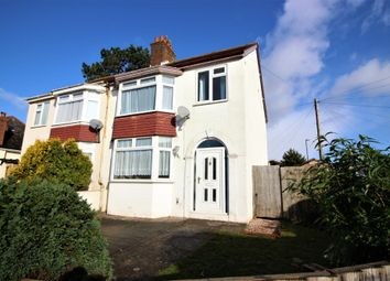 3 bed semi-detached house for sale in Audley Avenue, Torquay TQ2