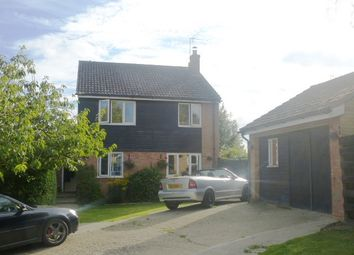 Thumbnail 4 bedroom detached house for sale in Colts Croft, Great Chishill, Royston