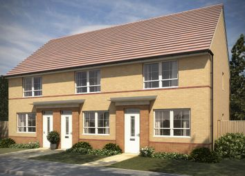 "Thumbnail 2 bed terraced house for sale in ""Kendal"" at Acacia Way, Edwalton, Nottingham"