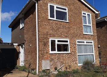 Thumbnail 4 bed link-detached house for sale in Brompton Close, Luton