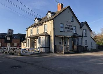 Thumbnail Hotel/guest house for sale in The South Western Hotel, Station Road, Tisbury, Salisbury