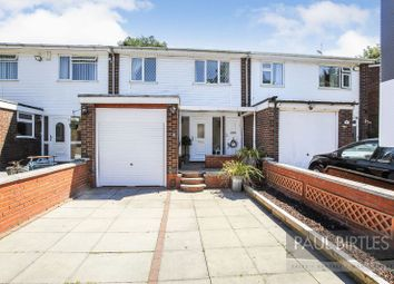 Thumbnail 3 bed town house for sale in Lesley Road, Stretford, Manchester