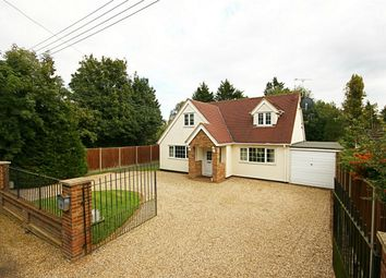 Thumbnail 4 bedroom detached house for sale in Jacks Lane, Takeley, Bishop's Stortford, Herts
