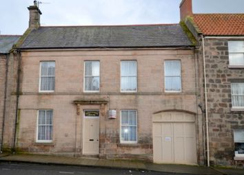Thumbnail 5 bed town house for sale in 46, Castlegate, Berwick Upon Tweed, Northumberland